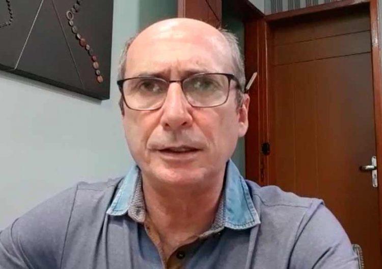 Pré-candidato da Rede, Rubem defende intervenção federal na saúde do Amapá