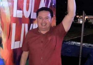 Marcos Roberto é o pré-candidato do PT a prefeito de Macapá