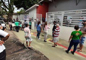 Amapá registra quase 300 casos de covid em 24h