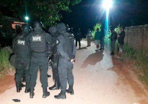 Ação com reféns foi comandada por detento, diz PM