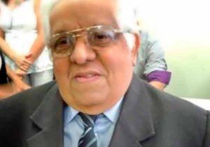 Aos 77 anos, morre ex-reitor da Unifap