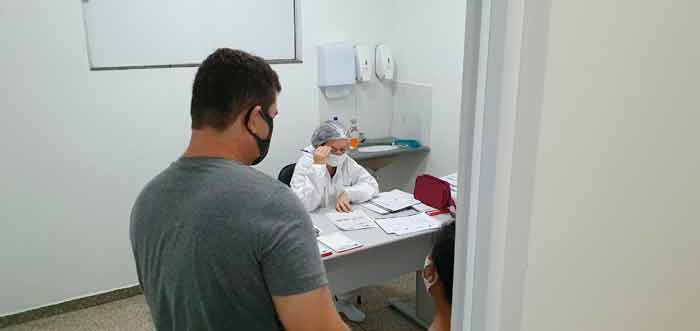 Amapá tem 164 internados e 2.455 recuperados da covid