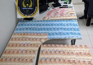 PM apreende R$ 18 mil em notas falsas em Macapá