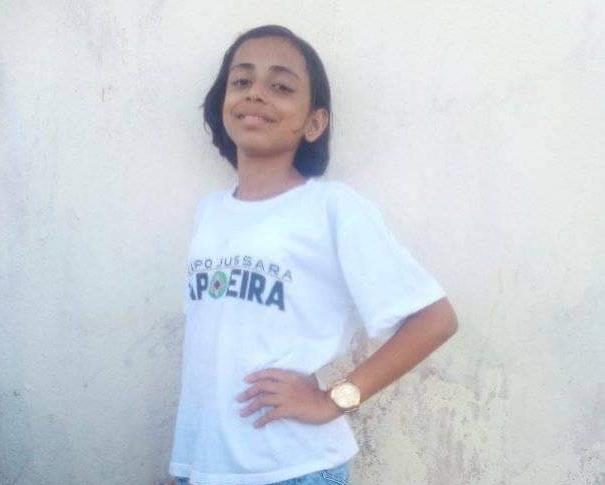 Perícia confirma que corpo esquartejado é de menina de 12 anos