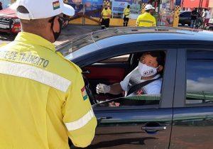 1ª manhã de lockdown tem mais de 60 multas em Macapá