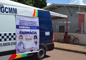 Em Macapá e Laranjal, 55% dos infectados pela covid-19 estão recuperados