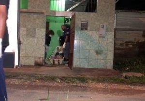 Foragido do Cesein troca tiros com a PM após assalto