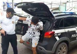 Acusado de tramar a morte de açougueiro por ciúmes é preso