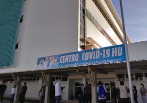 HU recebe primeiros pacientes de covid-19; ocupação de leitos será gradual, diz Estado