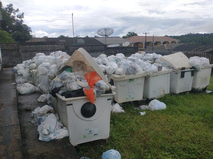 Descarte irregular de lixo hospitalar é investigado em 4 municípios