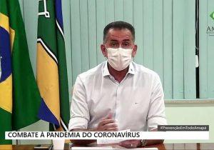 Isolamento impediu 460 mortes e 20 mil casos de covid-19, diz governador