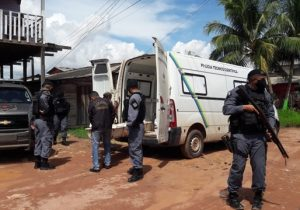 Acusado de golpes em entregadores morre em confronto com a Força Tática
