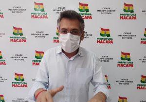 Shoppings, igrejas e salões de beleza: Clécio explica o plano de reabertura em Macapá