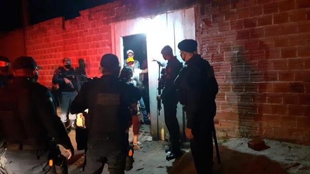 Operação encerra festa rave clandestina em Macapá