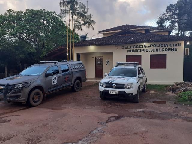 Após ameaça de invasão à base policial, acusados morrem em confronto no Lourenço