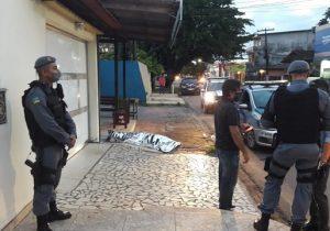 Morador de rua é morto enquanto dormia em calçada de Macapá