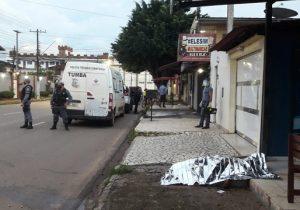 1 ano depois, polícia descobre quem matou morador de rua na calçada