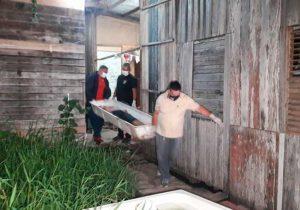 Acusado de assalto em farmácia morre durante fuga; SNTV