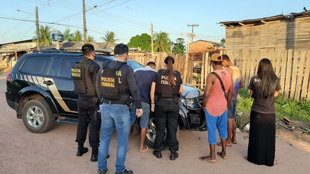 Operações da PF combatem falsificação de dinheiro no Amapá