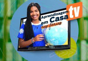Confira a programação das aulas transmitidas pela TV