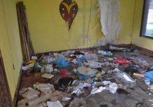 UNA: templo da cultura negra do Amapá amarga o abandono