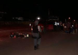 Colisão frontal mata motoqueiro em rodovia do Amapá