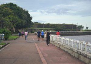 Atividades esportivas ao ar livre recomeçam sem aglomerações em Macapá