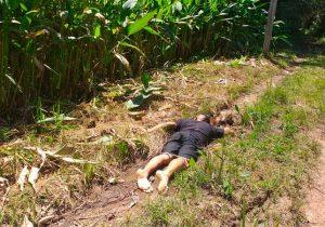 Corpo de jovem é encontrado por moradores da zona rural