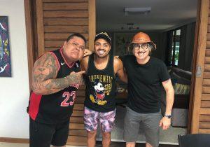 Hulk Pão participa de live com Tirullipa e projeta futuro