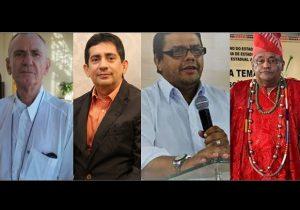Líderes religiosos homenageiam vítimas da covid-19