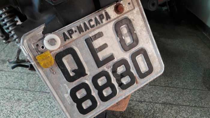Moto roubada em Macapá é vendida para facção em Santana