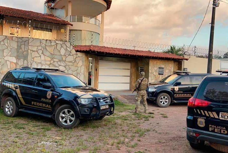 PF faz operação contra ex-candidato a prefeito de Macapá