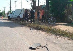 Motorista sem CNH atropela e mata doméstica a caminho do trabalho