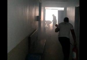 Correria e desespero no Hospital de Santana; pacientes são transferidos