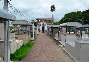 Dia dos Pais: visitação em cemitérios deve seguir protocolos de segurança, avisa prefeitura