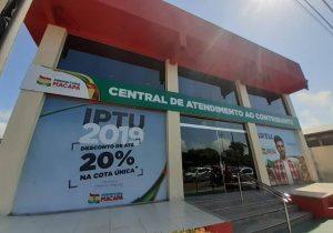 Macapá reabre negociação de IPTU e ISS