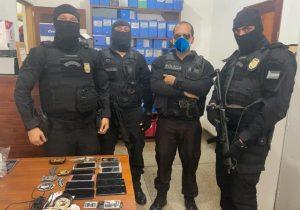 Polícia busca celular usado para dar ordem de execução de dentro do Iapen