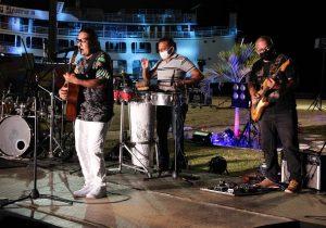 Palco do Estação Lunar recebe artistas amapaenses