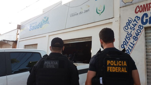 Fraudes desviaram dinheiro da covid-19 em Vitória do Jari, diz polícia