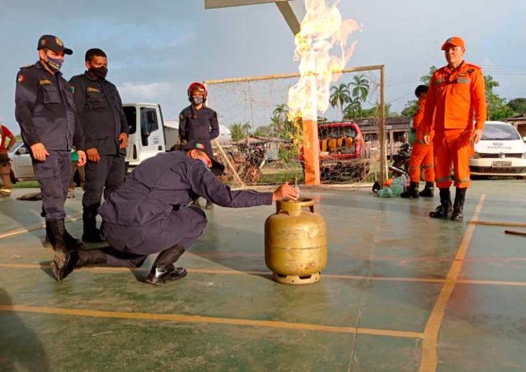Após ocorrências, Pedra Branca cria brigada de incêndios