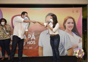 Psol confirma Paulo Lemos; vice é do PCdoB
