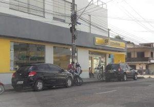 Assaltantes levam R$ 100 mil de dentro do Banco do Brasil