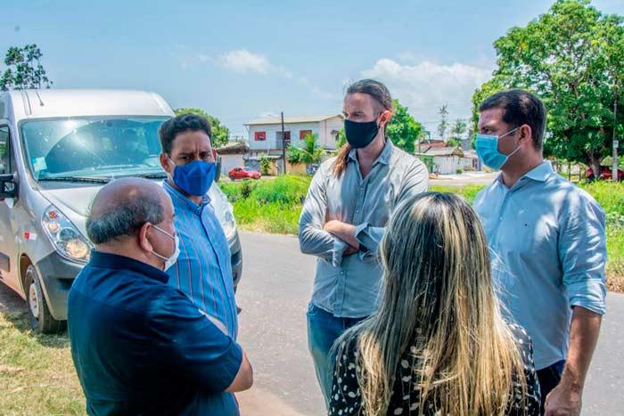 Codevasf prepara obras para o P. Socorro, Canal do Beirol e Lontra da Pedreira