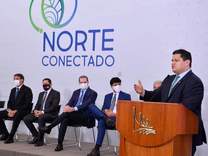 """Banda larga: governo federal lança o """"Norte Conectado"""", que começa por Macapá"""