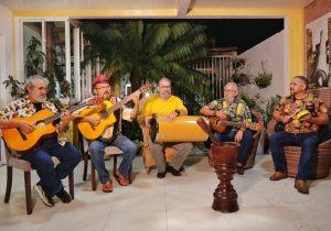 Grupo Pilão comemora 45 anos com Live
