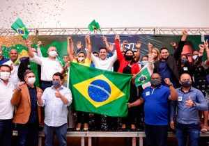 PSL oficializa Guaracy, e vice pode ser outro pastor