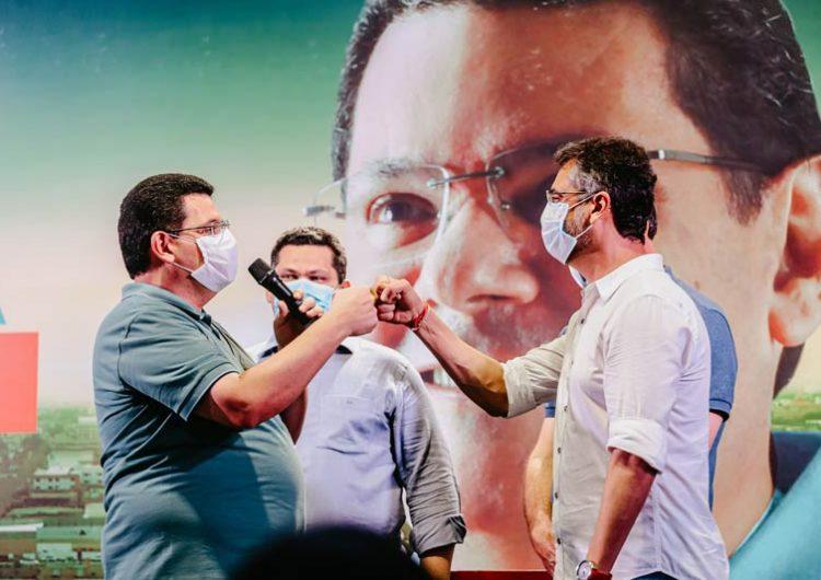 Convenção: Com 12 partidos, DEM confirma Josiel