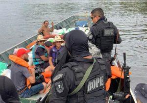 Refugiados sírios são detidos na fronteira com a Guiana Francesa