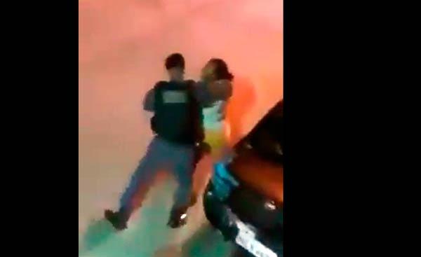 MP pede arquivamento de inquérito contra casal agredido durante abordagem