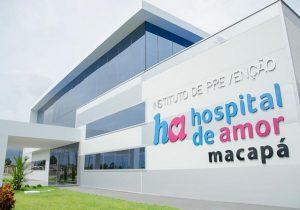 Hospital do Amor faz a primeira cirurgia de retirada de nódulo mamário
